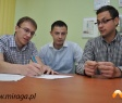 Sklep internetowy Miraga.pl - szkicowanie i omawianie funkcjonalności - trójka programistów