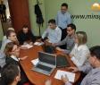 jeden z briefingów zespołu pracującego nad rozbudową systemu sklepowego Miraga.pl